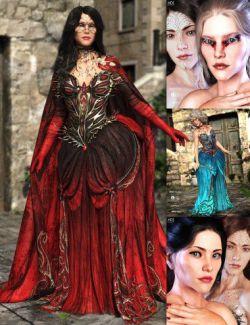 The Queen of Thorns Bundle