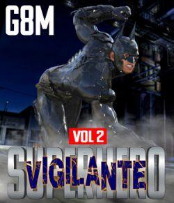 SuperHero Vigilante for G8M Volume 2