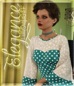Elegance Lilly Outfit G8F