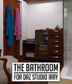 The Bathroom for DS Iray