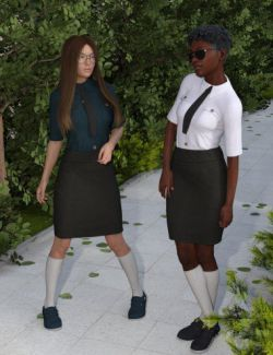 Strikt Outfit for Genesis 8 Female(s)