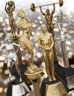 Trophy for Genesis 8