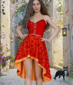 Carla Dress for G8F