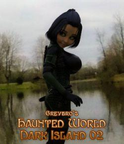 Greybro's Haunted World - Dark Island 02 HDRI