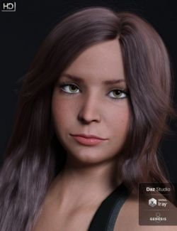 Muriela HD For Genesis 8 Female