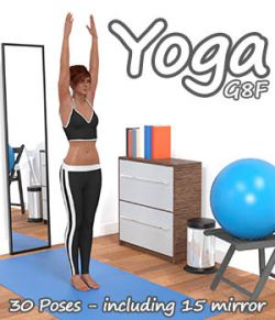 Yoga Poses G8F