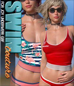 SWIM Couture for Joy Underwear G8F