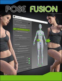 Pose Fusion for Genesis to Genesis 8