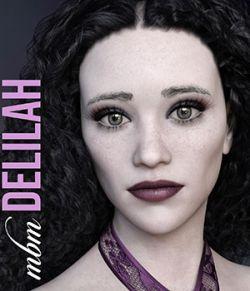 MbM Delilah for Genesis 3 & 8 Female