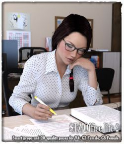 STZ Office life 2