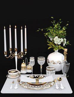 Gala Tableware