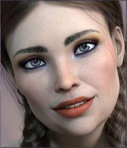 TDT-Alessia for Genesis 8 Female