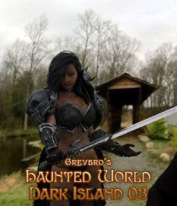 Greybro's Haunted World - Dark Island 03 HDRI