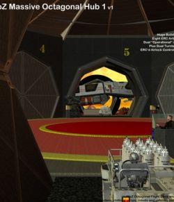 AtoZ Massive Octagonal Hub I v1