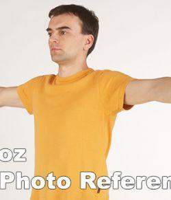Ambroz High Res Skin Texture Photo Set