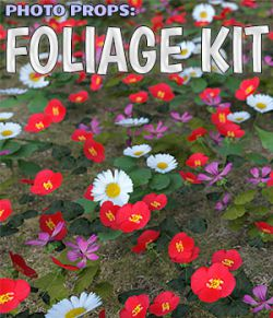 Photo Props: Foliage Kit