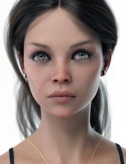 Stepanida HD for Genesis 8 Female