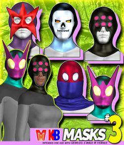Masks v003 MMKBG3
