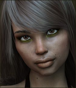 TDT-Ines for Genesis 8 Female