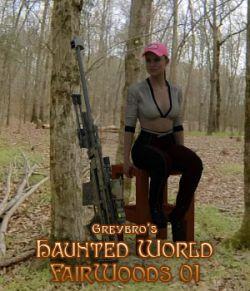 Greybro's Haunted World - Fair Woods 01 HDRI