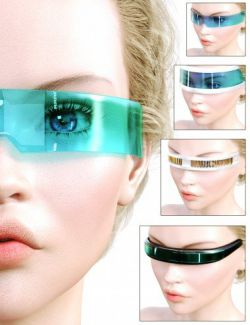 Sci-fi Glasses