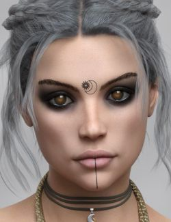 Leilani HD for Genesis 8 Female