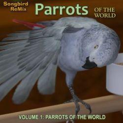 SBRM Parrots Vol 1- Parrots of the World