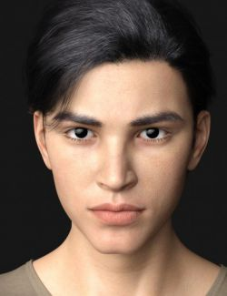 Armand HD for Genesis 8 Male and Valentino 8