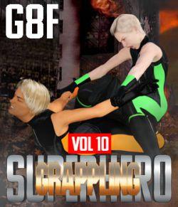 SuperHero Grappling for G8F Volume 10