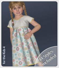 Eni Dress for the Kids 4