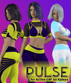 Pulse for Active G8F