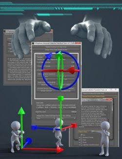 Advanced Collective Transform Tools