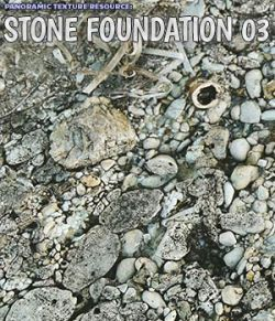 Panoramic Texture Resource: Stone Foundation 03