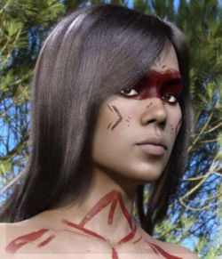 Iara for Genesis 8 Female