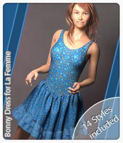 Bonny Dress for La Femme