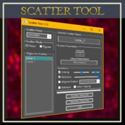 Scatter Tool