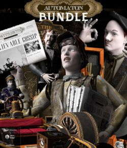 Automaton Bundle for Daz Studio