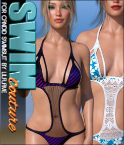 SWIM Couture for Candid Swimsuit G8F