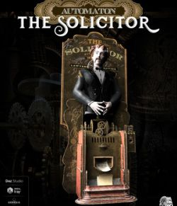 Solicitor Automaton for Daz Studio