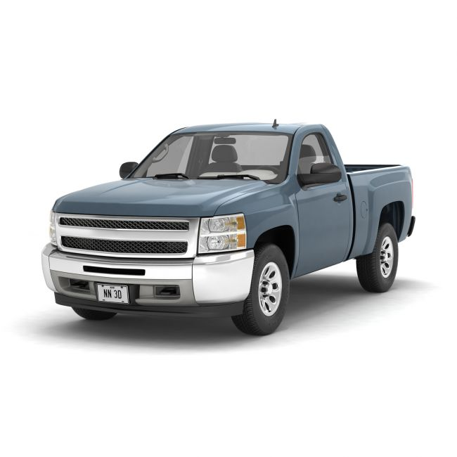 GENERIC PICKUP TRUCK 13  Extended License