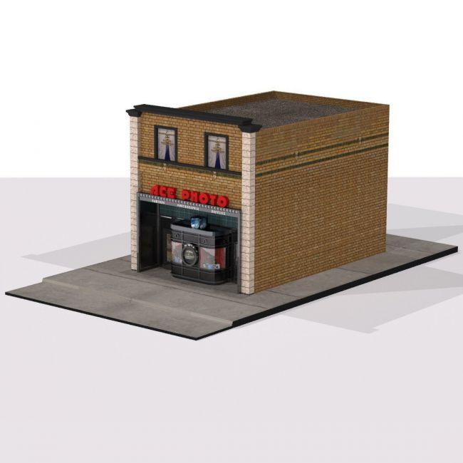 Camera Store for Poser