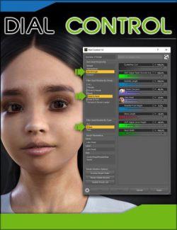 Dial Control for Genesis to Genesis 8