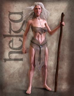 Helga for Genesis 8 Female