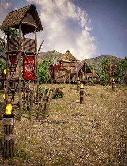 MD The Orc Village