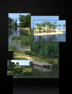 UltraScenery- Landscape Features Volume 1