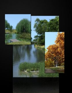 UltraScenery - Ecologies and Features Bundle 1