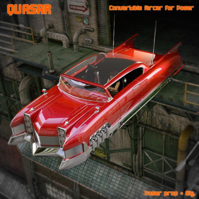 Quasar Poser Prop