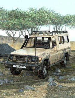 Expedition Africa HDRI
