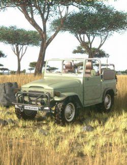 Land Explorer 4X4