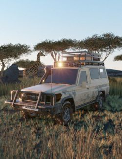 Land Adventurer SUV